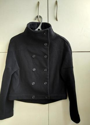 Жакет бушлат короткое пальто sarah pacini