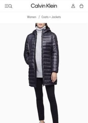 Двусторонняя женская куртка -пуховик 48 размер, L, оригинал.