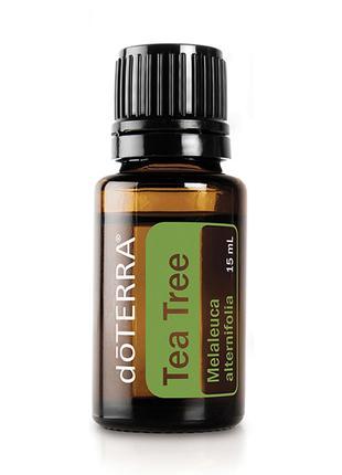 Tea Tree ESSENTIAL OIL / Чайное дерево, эфирное масло, 15 мл