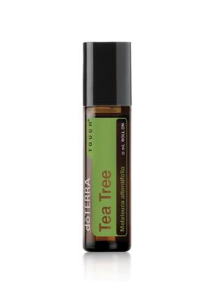 «Чайное дерево», смесь эфирных масел, роллер, 10 мл