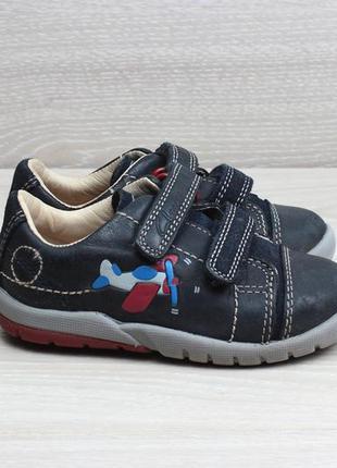 Детские кожаные кроссовки clarks оригинал, размер 20