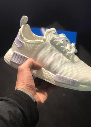 Adidas r1 nmd runner white