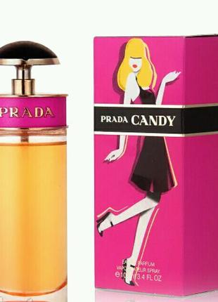 Prada Candy, женская парфюмированная вода, 100 мл