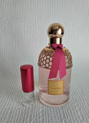 Оригинал !5 мл,guerlain aqua allegoria flora rosa