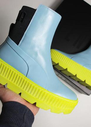 Ботинки puma x fenty chelsea ,оригинал