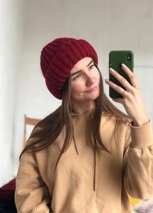 Шапка или комплект шапка + хомут (есть цвета)