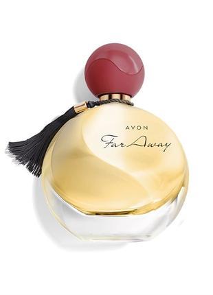 Жіноча парфумна вода Far Away Gold від Avon, 50 мл
