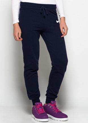 Теплые женские брюки,штаны спортивные,однотонные на флисе.