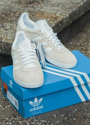 Кожание кроссовки adidas originals gazelle {оригинал}!