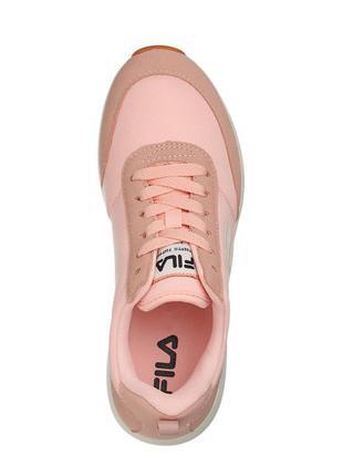 Розовые кроссовки фила