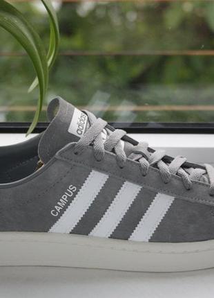 Кроссовки adidas campus trainers in grey {46р.} оригинал!! -50%