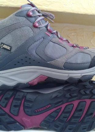 Ботинки черевики merrell daria mid gore-tex bot (37.5р.) ориги...