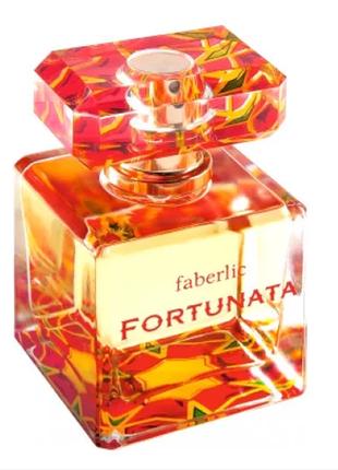 Парфюмерная вода для женщин fortunata faberlic