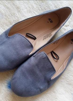 Балетки h&m туфли