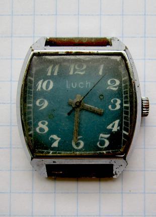 Часы «Луч», не рабочие