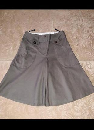 Кюлоты, юбка шорты