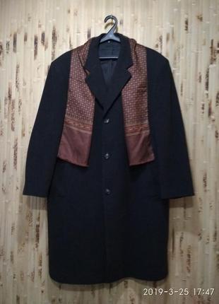 Пальто мужское кашемир