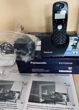 DECT-радиотелефон Panasonic KX-TCD435