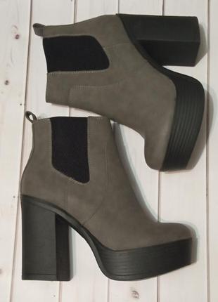 Ботильйони ботинки жіночі демісезонні