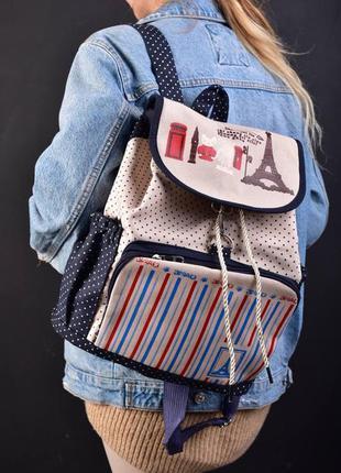 Стильний рюкзак весна 2021