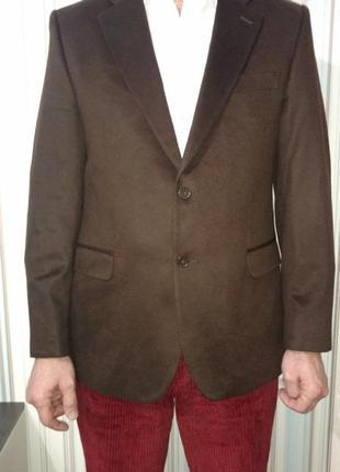 Пиджак жакет блейзер кашемировый
