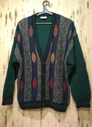 Кардиган кофта свитер мужской