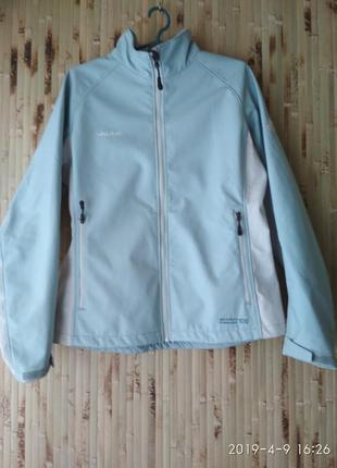 Спортивная куртка ветровка vaude большой размер