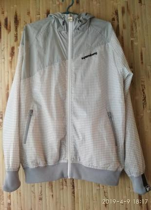 Куртка ветровка спортивная р. l от supremebeing