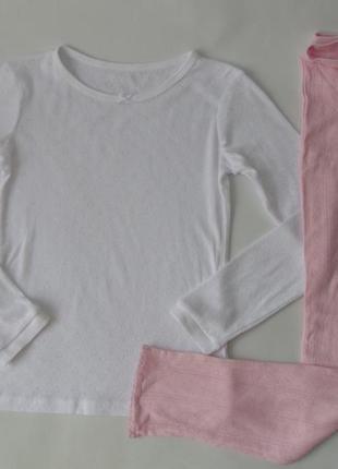 Термобелье комплект поддева пижама 12-13 лет 158 см primark ан...