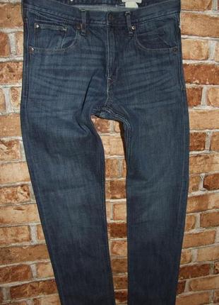 Синие джинсы мальчику 14 лет h&m