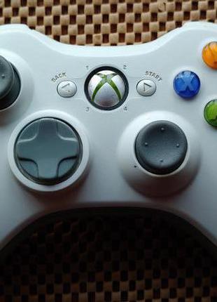 Беспроводной Геймпад, джойстик для Xbox 360, Оригинал