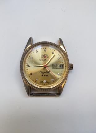 Наручные часы Orientex crystal stainless
