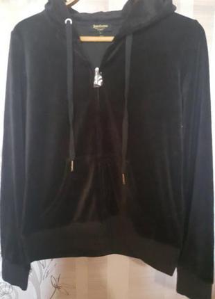 Стильная  кофта juicy couture оригинал