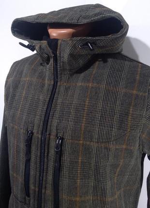 Мужская спортивная куртка весна - осень размер s