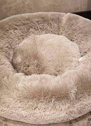 Пуф круглый для кота