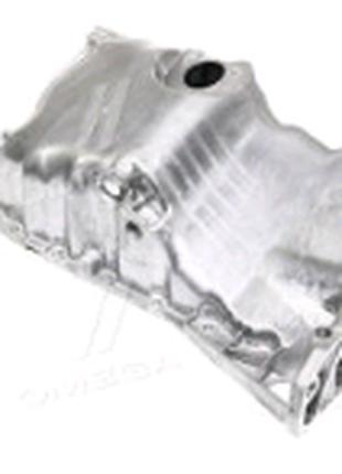 Поддон, масляный картера двигателя VAG A4, A6, Passat Alu ( пр-во