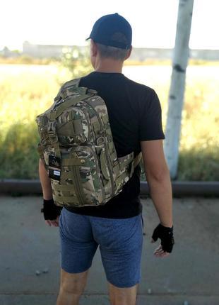 Однолямочный рюкзак на 16 литров с системой m.o.l.l.e (топ кач...