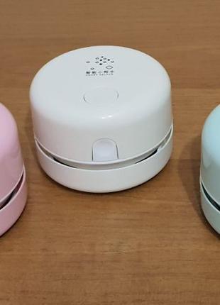 Ручной мини пылесос со встроенным аккумулятором