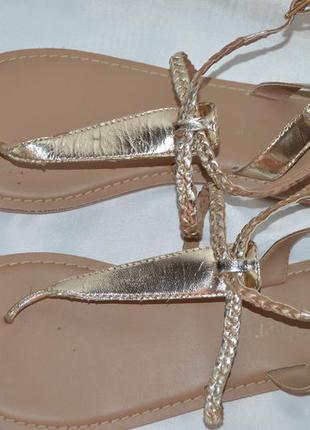 Босоножки сандали george размер 40 (6,5), босоніжки сандалі