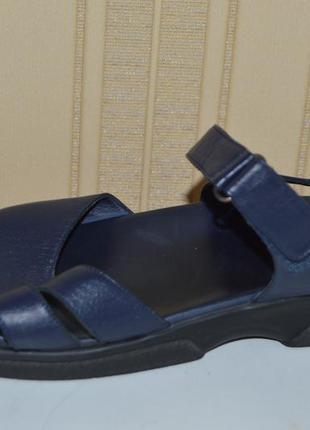 Босоножки сандали кожа bar размер 44 (10) 45, босоніжки сандал...