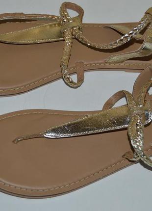 Босоножки сандали george размер 42 8, босоніжки сандалі шкіра