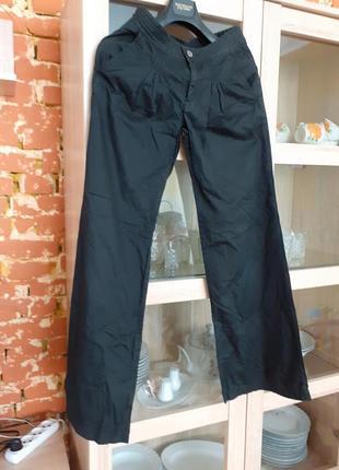 Котоновые широкие джинсы calvin klein оригинал!!!