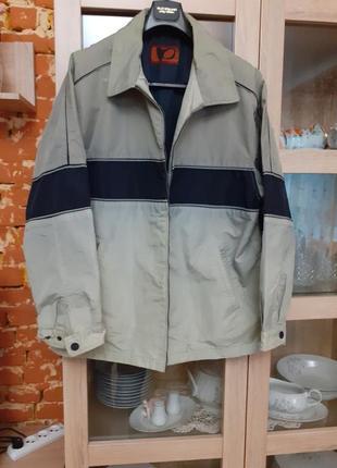 Качественная куртка ветровка  protection большого размера