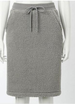 Теплая юбка uniqlo