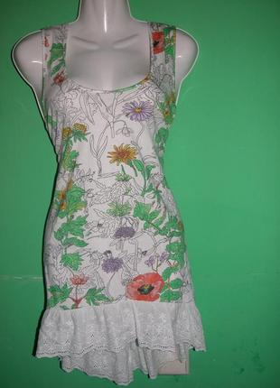 🔥🔥🔥распродажа всего ассортимента.🔥🔥🔥легкое воздушное платье са...