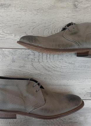 Blocco 31 мужские кожаные туфли дезерты оригинал весна