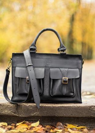 Деловая сумка everyday black