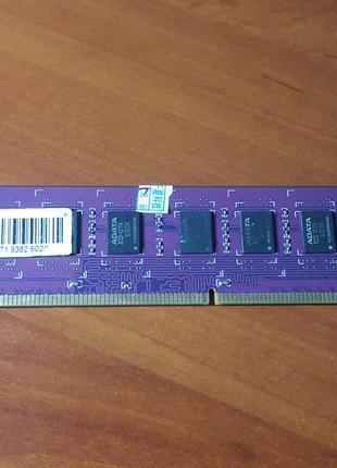 Оперативна пам'ять ADATA U-DIMM 4Gb DDR3