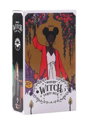 Карты Таро Современной Ведьмы (Modern Witch Tarot)