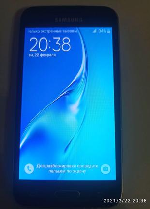 Оригинал дисплей Samsung j1 j120